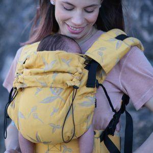 Mochila ergonómica Neko Switch Baby